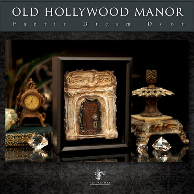 """OLD HOLLYWOOD MANOR"" by Dr Franky Dolan"