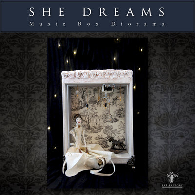 """SHE DREAMS"" By Dr Franky Dolan"