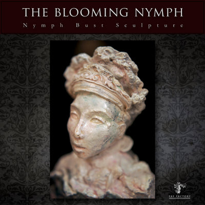 """Blooming Nymph"" by Dr Franky Dolan"