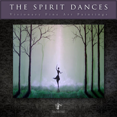 """The Spirit Dances"" by Dr Franky Dolan"