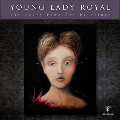 """Young Lady Royal"" by Dr Franky Dolan"