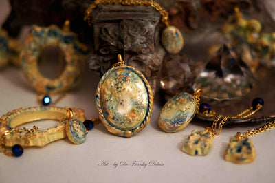 """JUBILEE"" Blessing Ornaments by Dr Franky Dolan"