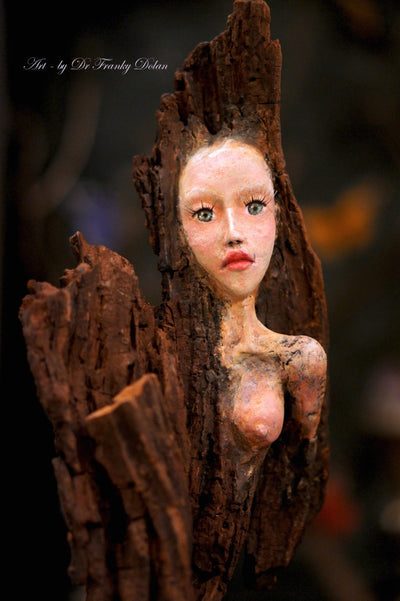 """Tree Nymph"" by Dr Franky Dolan"