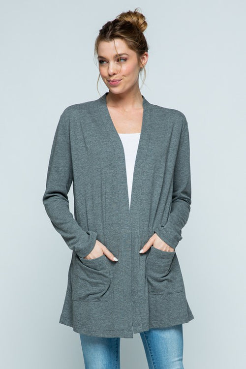 Love Like This Light-Weight Jacket, GRAY
