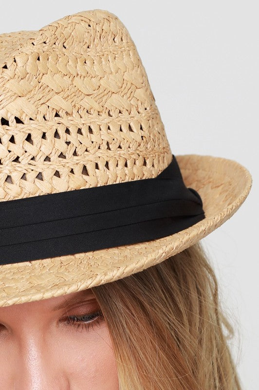 Vacay or Stay-cay Must-Have Spring & Summer Fedora