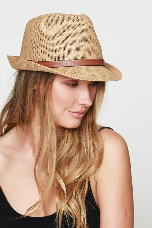 Movin On Up Must-Have Spring & Summer Fedora