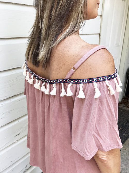 Daydream Off The Shoulder Top