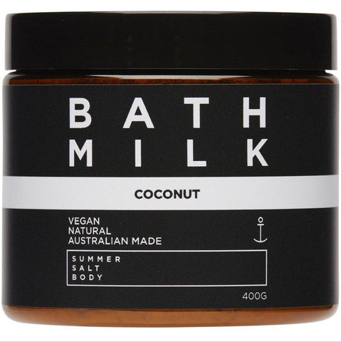 Coconut Bath Milk - 400g Tub