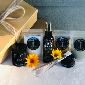 Pamper pack - Summer essentials