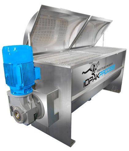 Iopak Ribbon Blender MIX Series