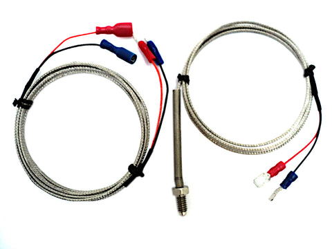 Thermocouple For Sealing Jaws