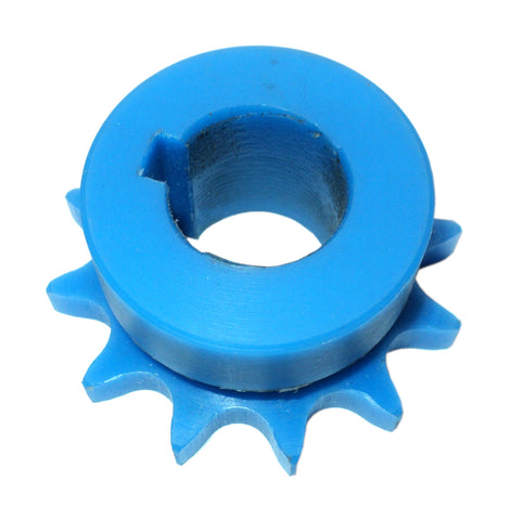 Sprocket Gear (Nylon) For Motor and Drive Shaft on Film Pull Down Rollers