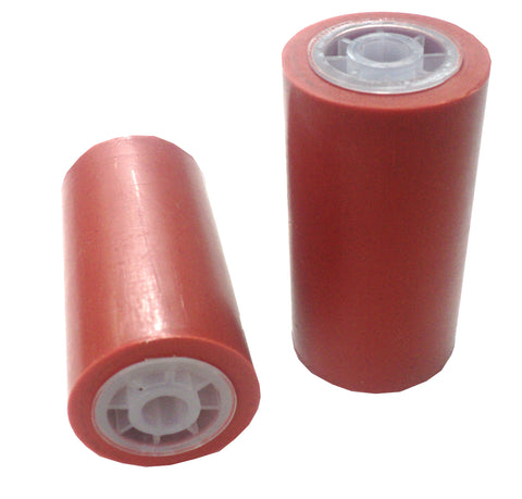 Front Rubber Roller Wheel With Shaft