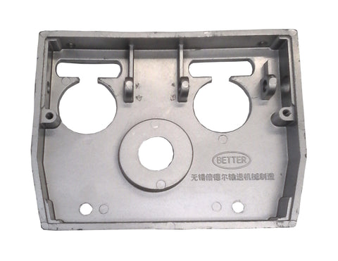 Motor & Timing Belt Cover  Plate 2