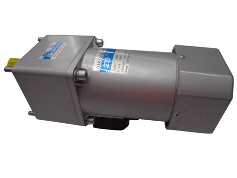 Side Drive Motor With Gearbox