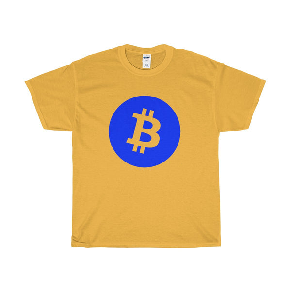 Bitcoin- Heavy Cotton T-Shirt