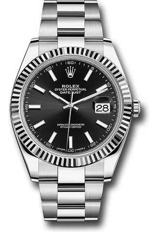 Rolex Oyster Perpetual Datejust 41 Watch