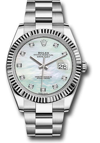 Rolex Oyster Perpetual Datejust 41mm Watch