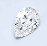 3/4 CT G /VS1 Natural Loose Diamond GIA Certified Pear Cut Brilliant