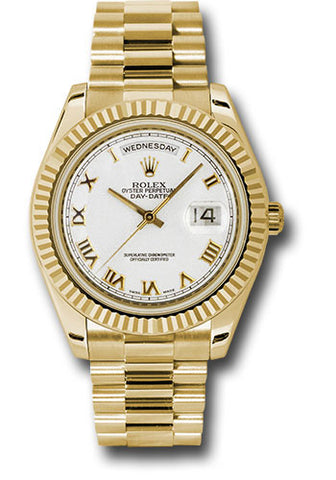 Rolex Oyster Perpetual Day-Date II Watches