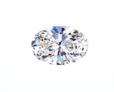 Naturally Earth Mined Oval Cut Loose Diamond 1.02 Carats J Color VS1 clarity