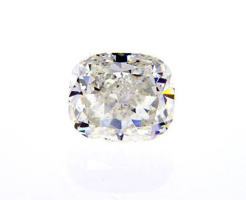 100% Natural Loose Diamond Cushion Cut Shape 1.03 CT H Color SI2 Clarity