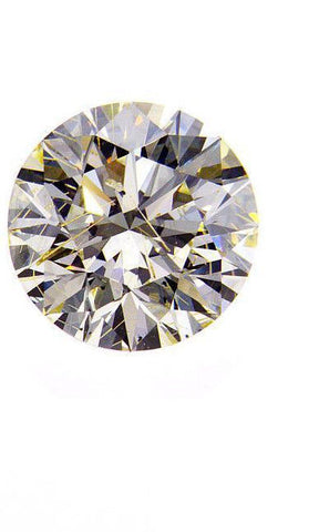 LOOSE DIAMOND GIA Certified 1.54 CT Natural Round Cut Diamond M Color SI2