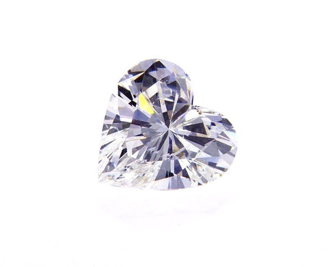 GIA Certified Heart Cut Brilliant LOOSE DIAMOND 3/4 Carat I color I1 Clarity