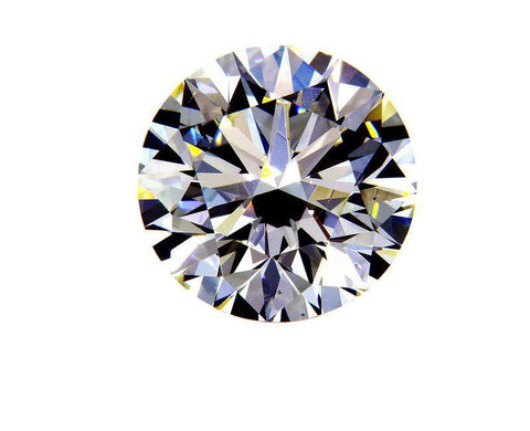 HRD Certified 100% Natural Round Cut Loose Diamond 3.44 Ct  J color VS2 clarity