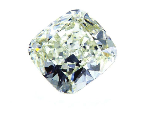 GIA Rare Natural Fancy Light Green Radiant Cut Loose Diamond 2.28 CT VS2 Clarity