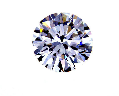 GIA Certified Natural Round Cut Natural Loose Diamond 1.04 CT Flawless G Color