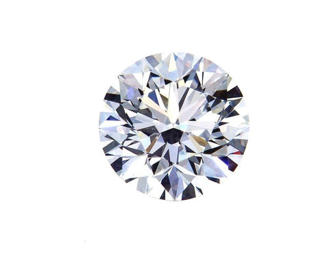GIA Certified Natural Round Cut Natural Loose Diamond 1.27 CT Flawless I Color