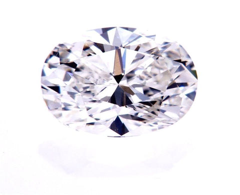GIA Certified Natural Oval Cut LOOSE DIAMOND 1.04 Carat G Color IF Clarity