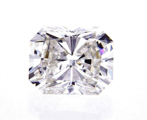 GIA Certified Natural Radiant Cut Loose Diamond 1.02 CT H Color VVS2