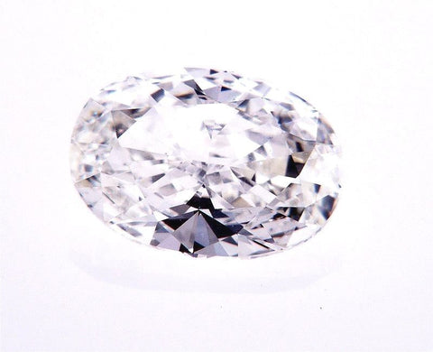 GIA Certified Natural Oval Cut Loose Diamond 1.01 Carat I Color IF Clarity