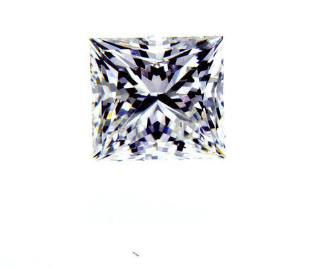 GIA Certified Princess Cut Loose Diamond 1.71 carat G Color VVS2 Clarity $23,500