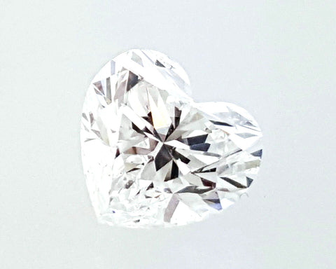 GIA Certified RARE Heart Cut Natural LOOSE DIAMOND 0.70 CT D Color VS1 Clarity