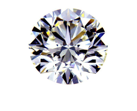 GIA Certified Round Cut Natural 100% Loose Diamond 2.04 CT K Color SI1 Clarity