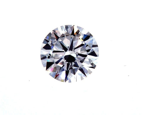 GIA Certified Natural Round Cut Loose Diamond 1.51 Cts H Color SI1 Very Good Cut