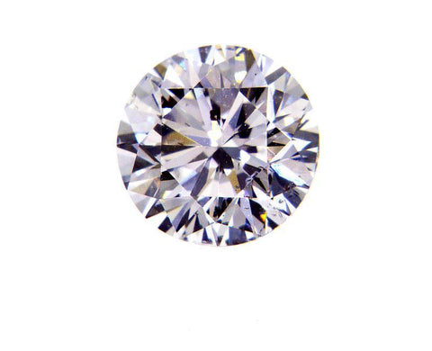100% GIA Certified Natural Round Cut Loose Diamond 0.72 Ct F Color SI2 Clarity