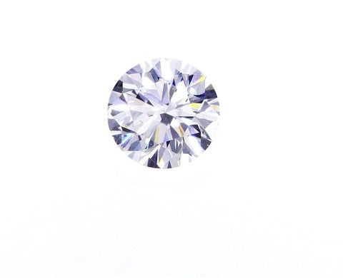 GIA Certified Natural Round Cut Loose Diamond 0.58 Ct E Color VS2 Clarity