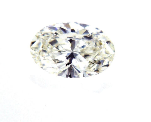 GIA Certified Oval Cut Natural Loose Diamond 0.79 Carats J Color VS1 Clarity