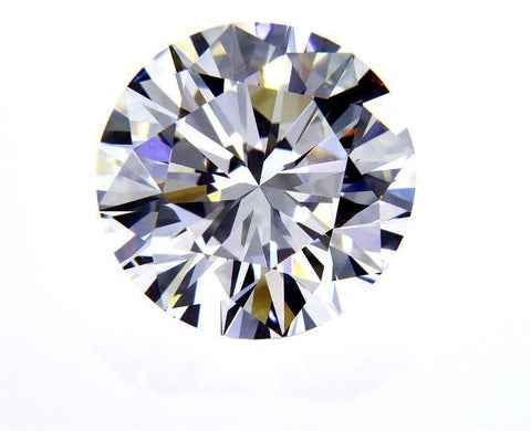 GIA Certified Natural Round Cut Natural Loose Diamond 3 CT G Color VVS2 Clarity
