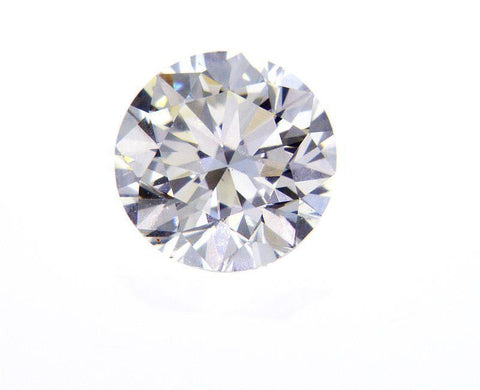 EGL Certified Round Cut Natural Loose Diamond 3/4 Cts I Color VS1 Clarity