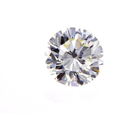 EGL Certified Round Cut Natural Loose Diamond 3/4 Carat I Color VS2 Clarity