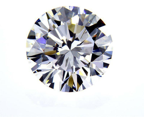 3.02 CT Natural Loose Diamond G Color Flawless Clarity GIA Certified Round Cut