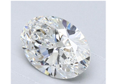 1 CT E FLAWLESS NATURAL LOOSE DIAMOND OVAL CUT GIA CERTIFIED