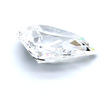 3/4 CT D Color SI1 Clarity Natural Loose Diamond GIA Certified Pear Shape Cut