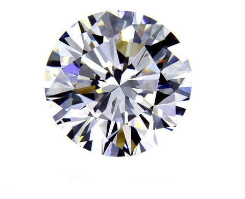 Huge 5 CT Natural Loose Diamond G Color VVS2 Clarity GIA Certified Round Cut