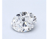 0.73 CT Natural Loose Diamond Oval Cut G Color SI1 Clarity GIA Certified